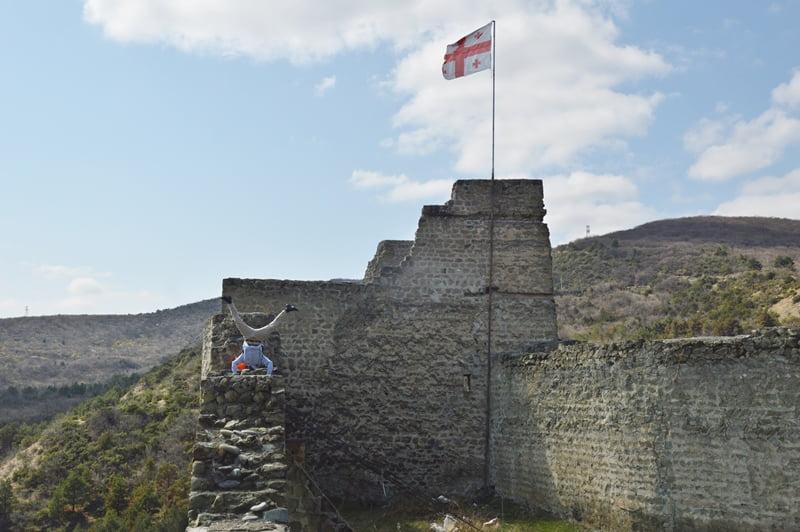 Крепость Грузии
