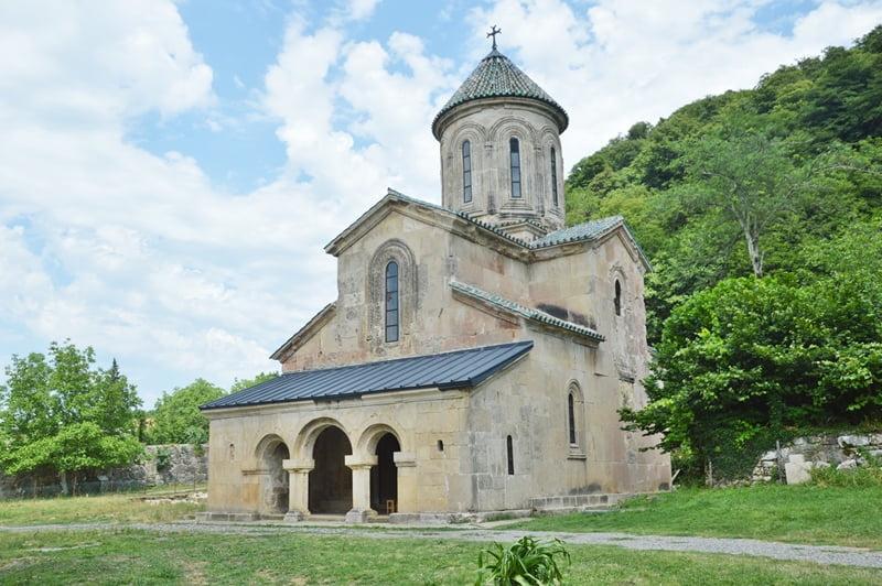 храм Георгия в Кутаиси