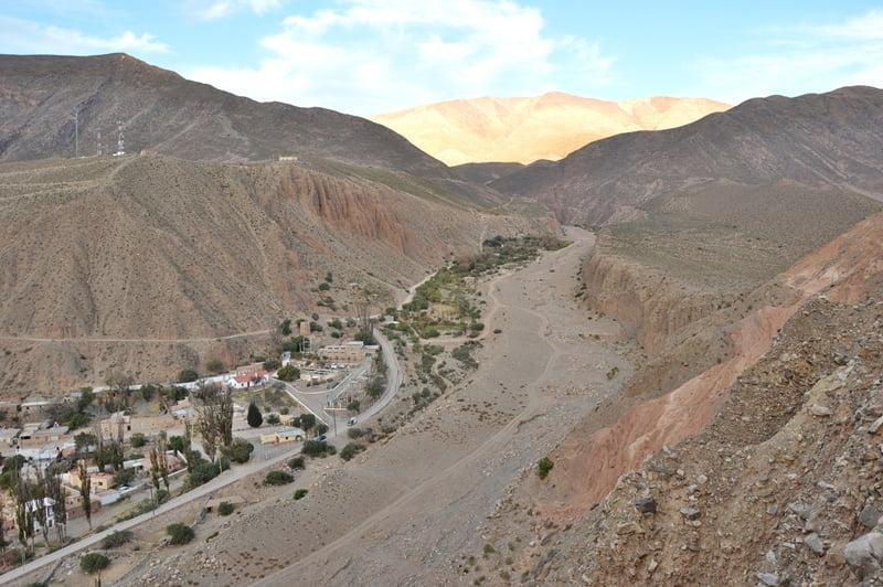 Север Аргентины