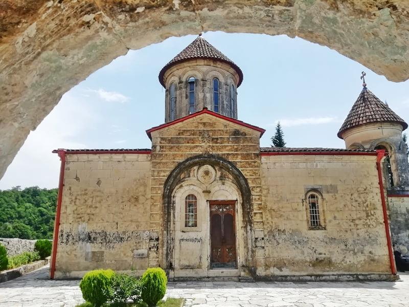 монастырь Моцамета в Кутаиси