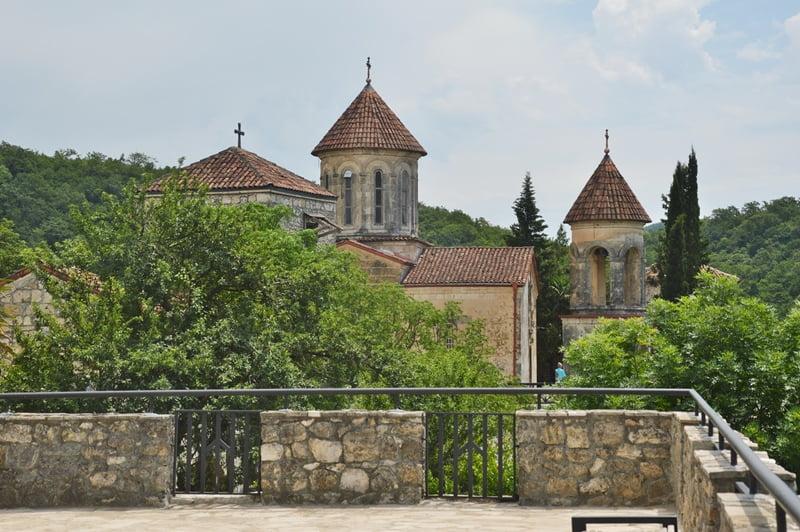 Монастырь Моцамета - фото 2