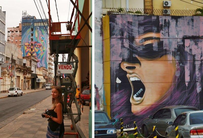 Парагвай - улицы в Асунсьоне