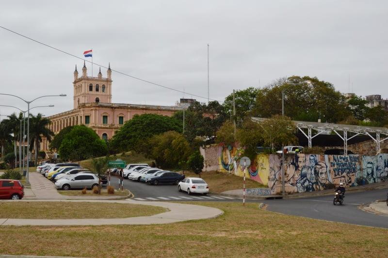 Столица республики Парагвай