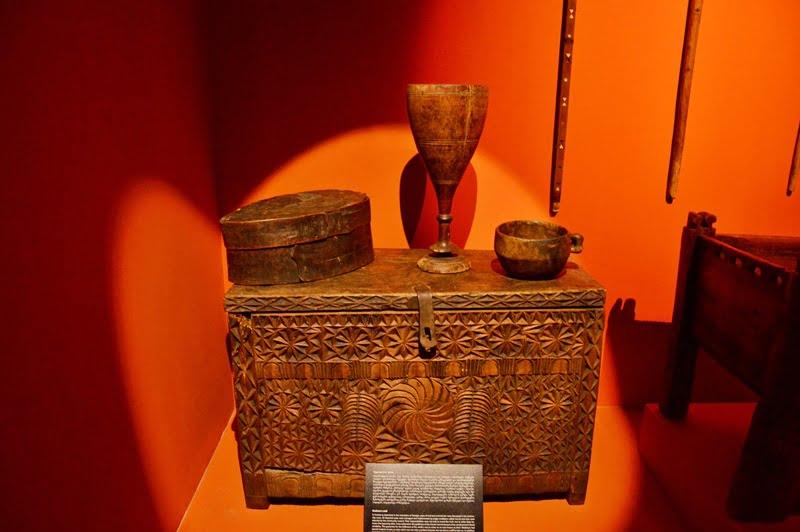 Музей в Сванетии - этнография