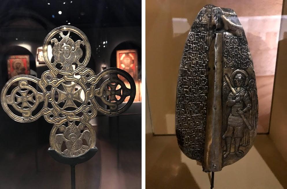 Иконы Местия древние