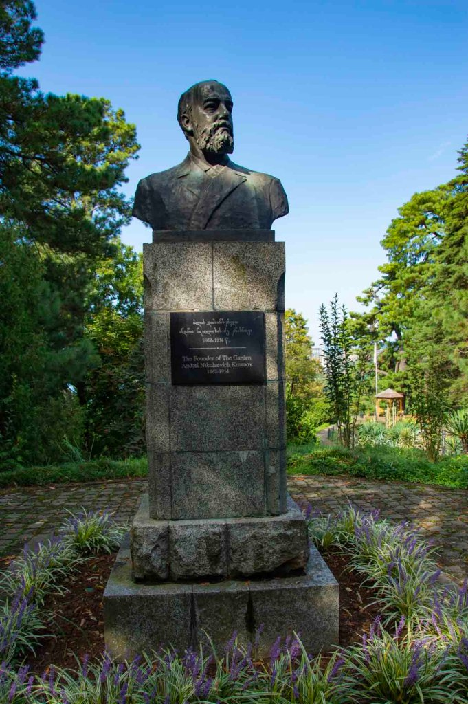 памятник андрею краснову