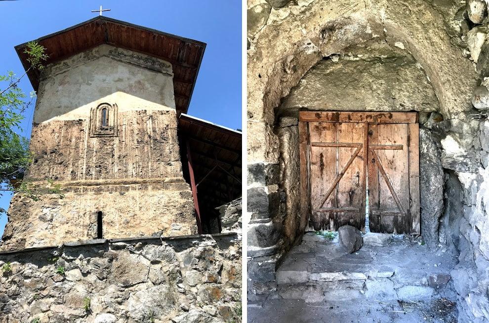 Церковь преображения в Лагами