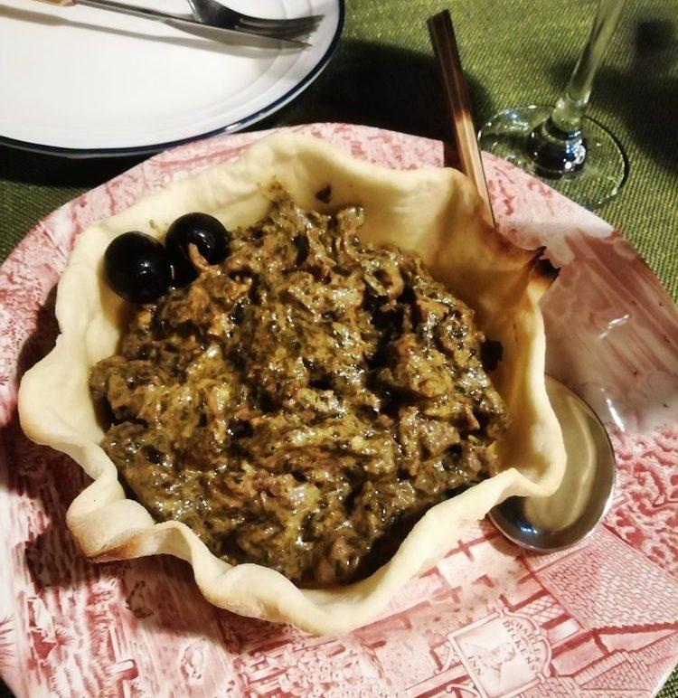 Лучшие блюда - грузинская кухня