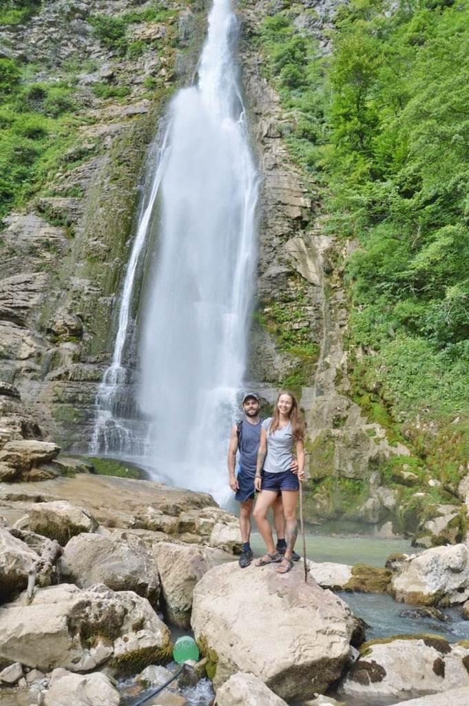 Водопады Тоба и Ониоре