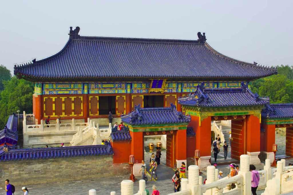 Что посмотреть в городе Пекин