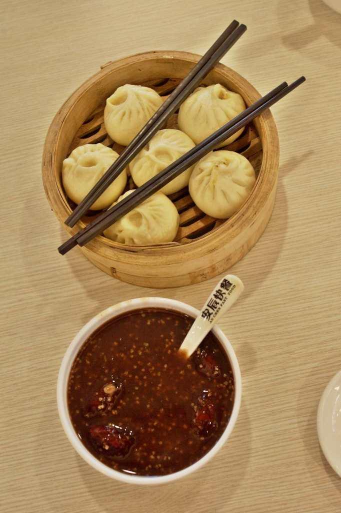Шаомай - китайская кухня