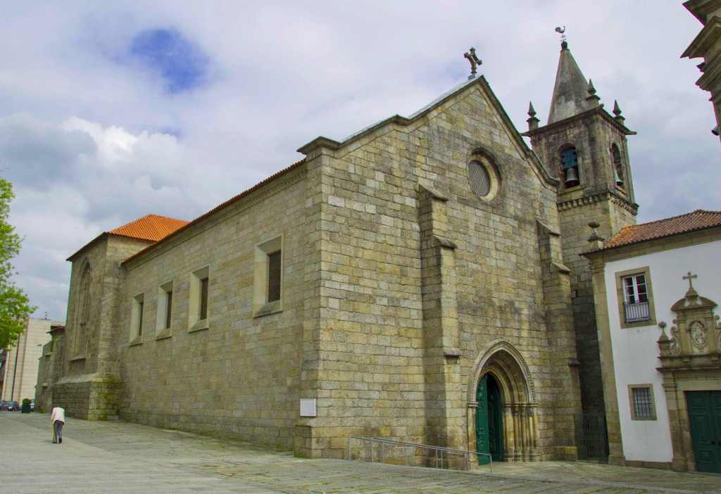 Церковь Гимарайнш