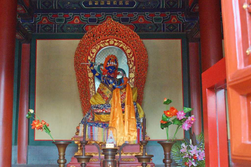 Китай религия