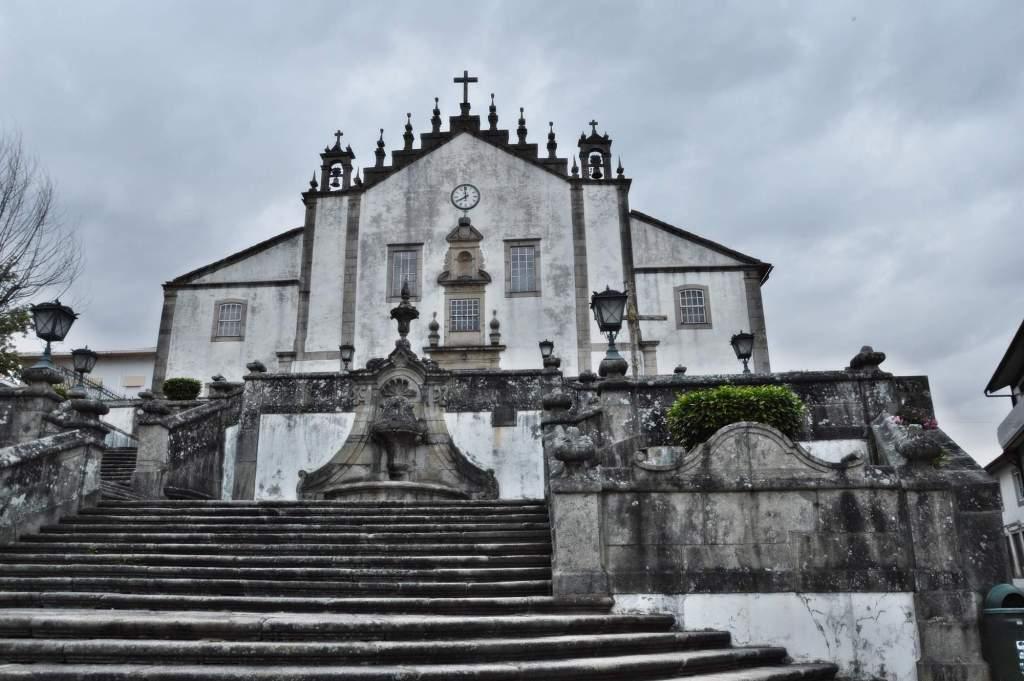 Храм Милосердия в Санта-Мария-да-Фейра