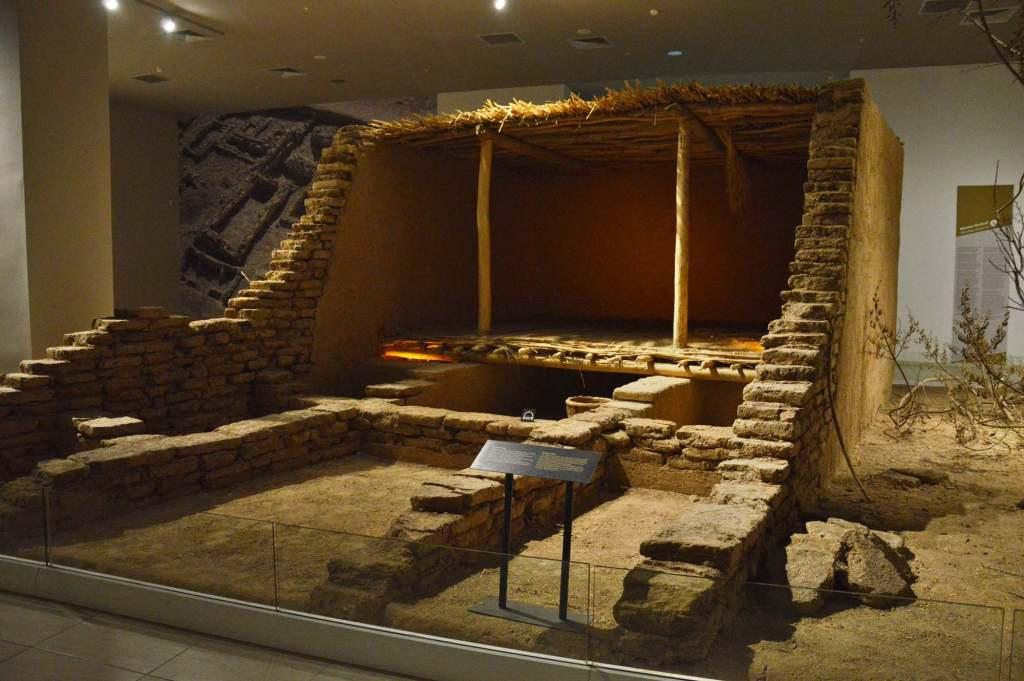 Дом периода докерамического неолита B