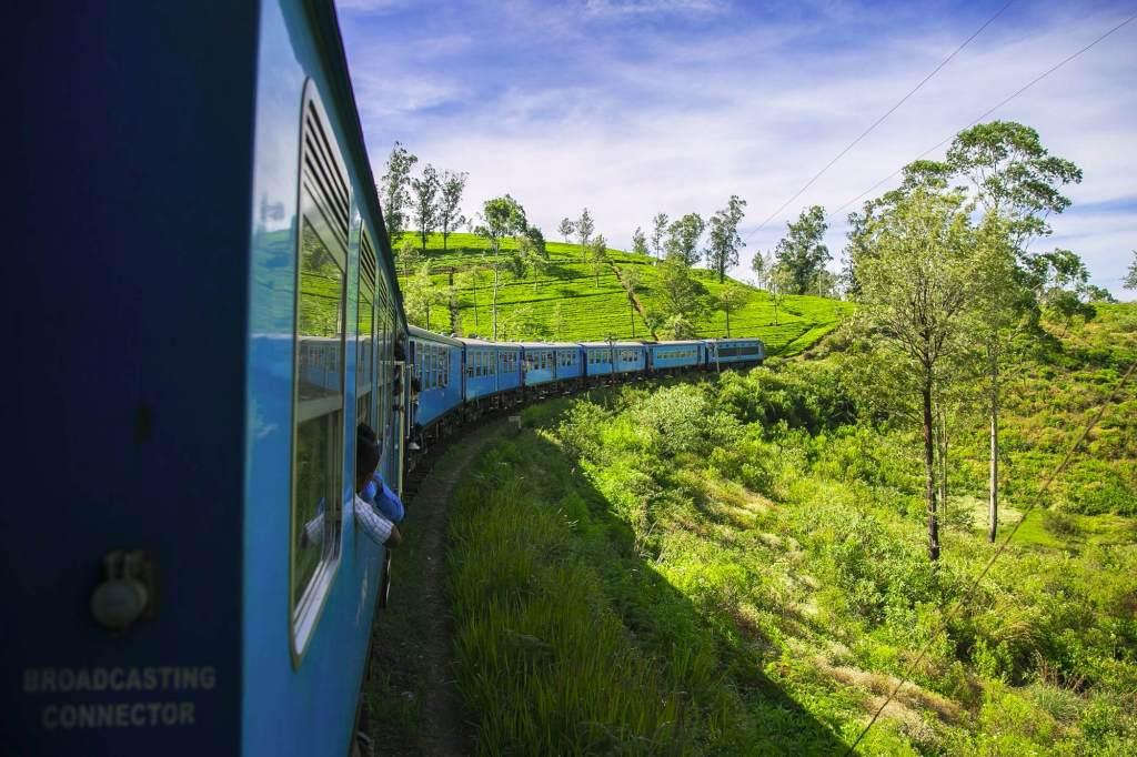 Поезд Элла - город Канди