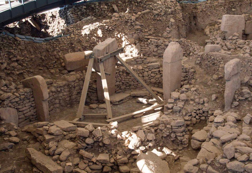 Археологический памятник Турецкой республики