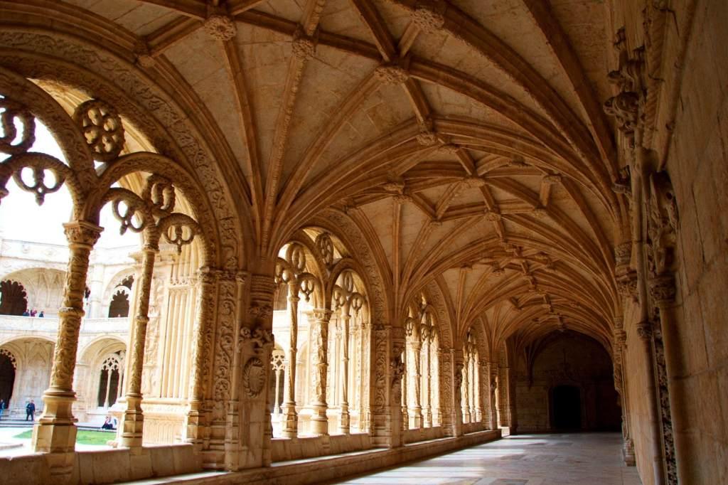 Mosteiro dos Jerónimos район Белен
