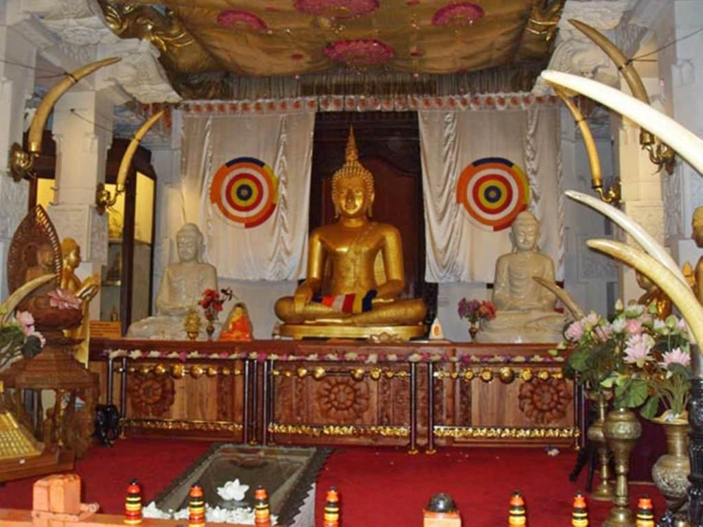 Религия на Шри-Ланке - буддизм
