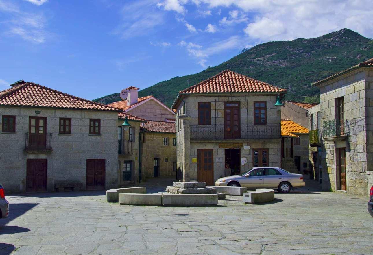 Деревня португальская