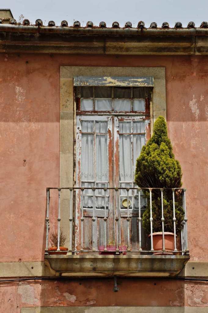 кно с балконом Европа