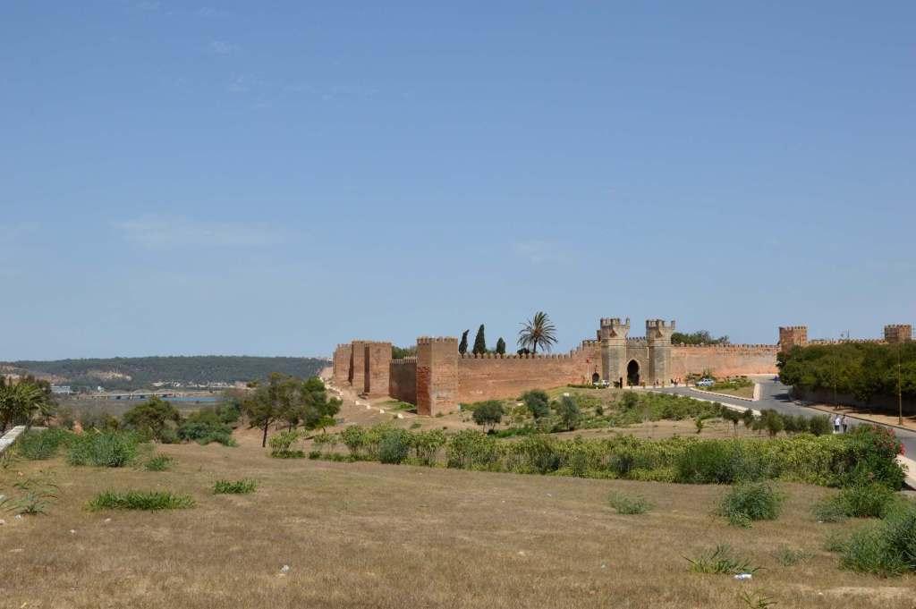Крепость в Северной Африке
