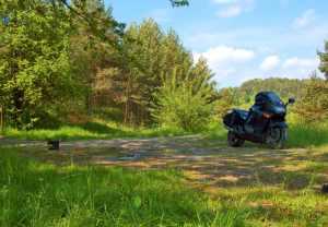 на мотоцикле по Словакии и Венгрии