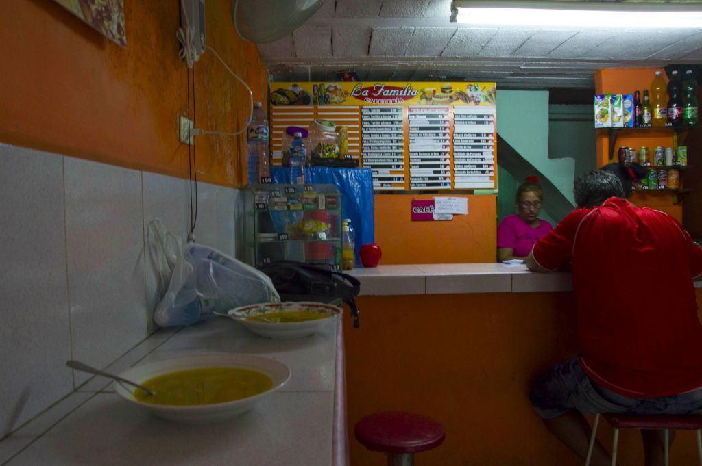 Ресторан в Гаване
