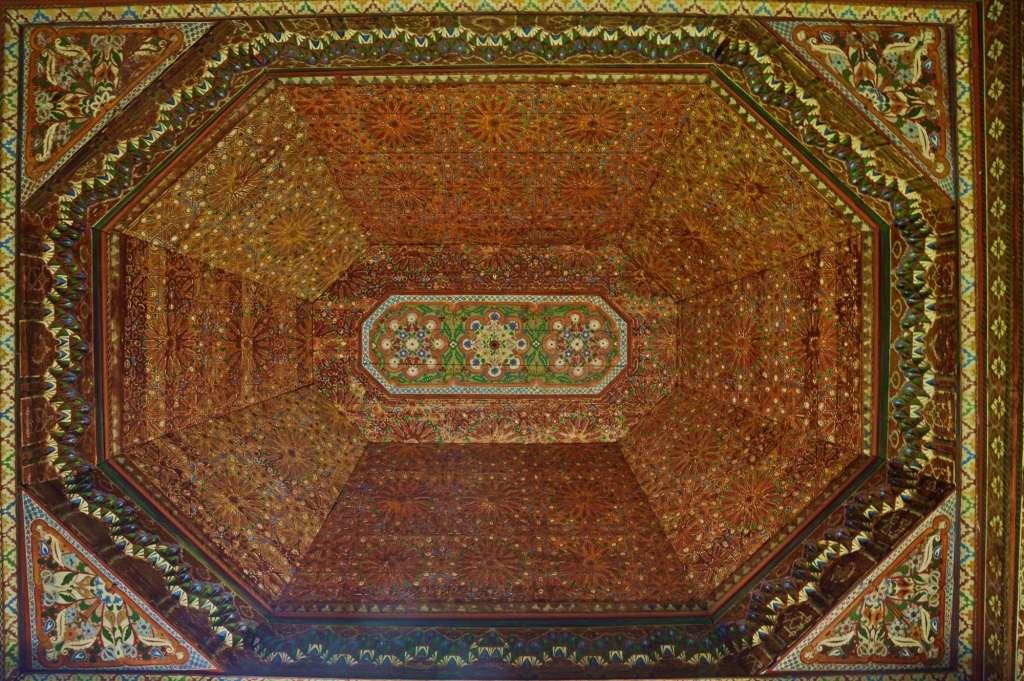 Исламское искусство - резьба по дереву