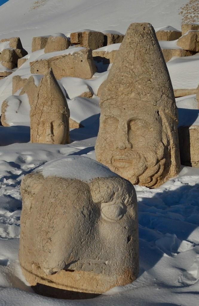 Археологические раскопки Адыяман