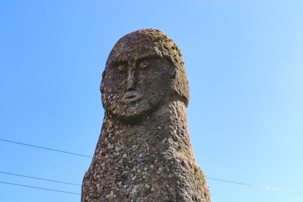 Менгир в Архызе