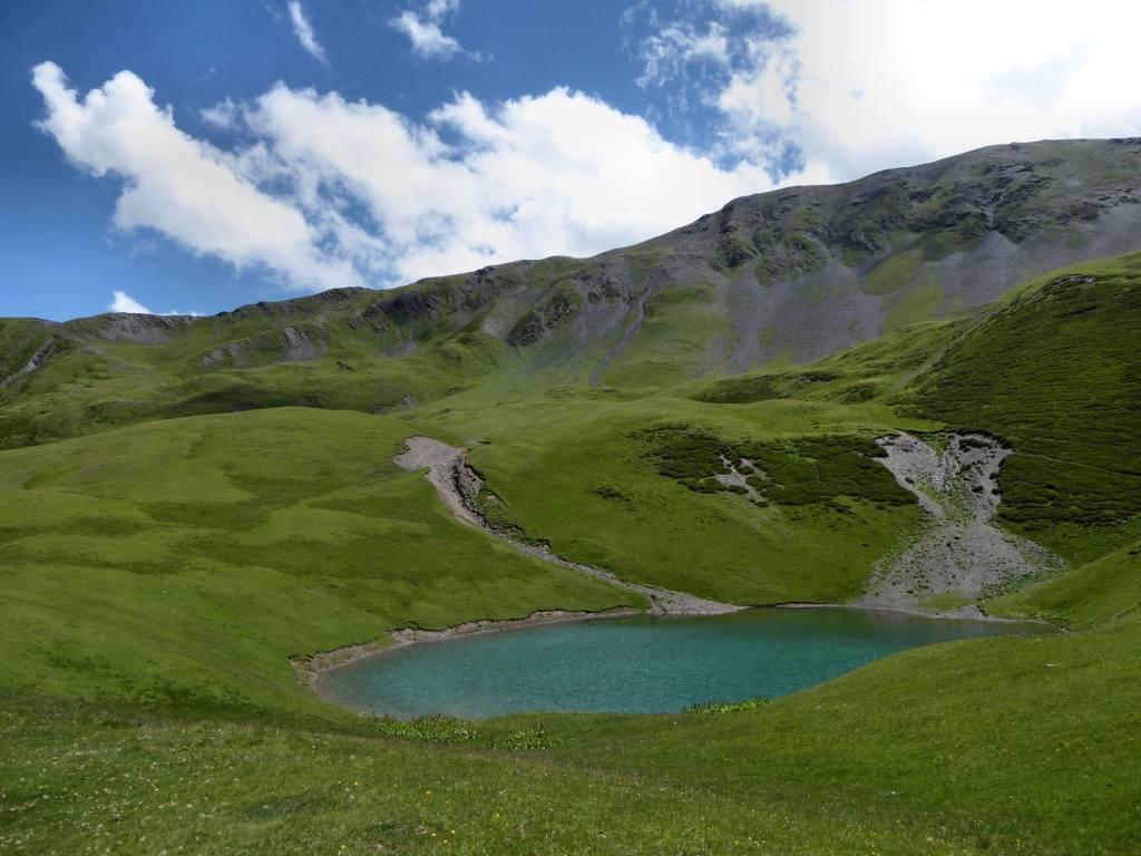 озеро орети в омало