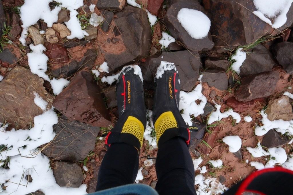 горные ботинки la sportiva