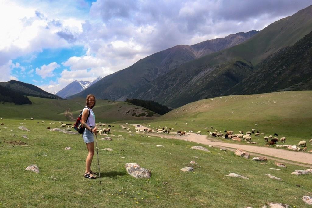Треккинг в Киргизии — Григорьевское и Семеновское ущелья