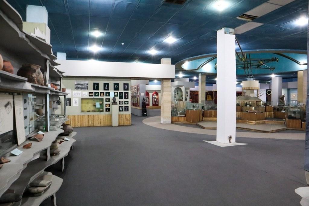 Интерьер — Исторический музей в Оше