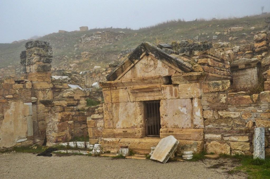 Могила апостола Филиппа в Турции