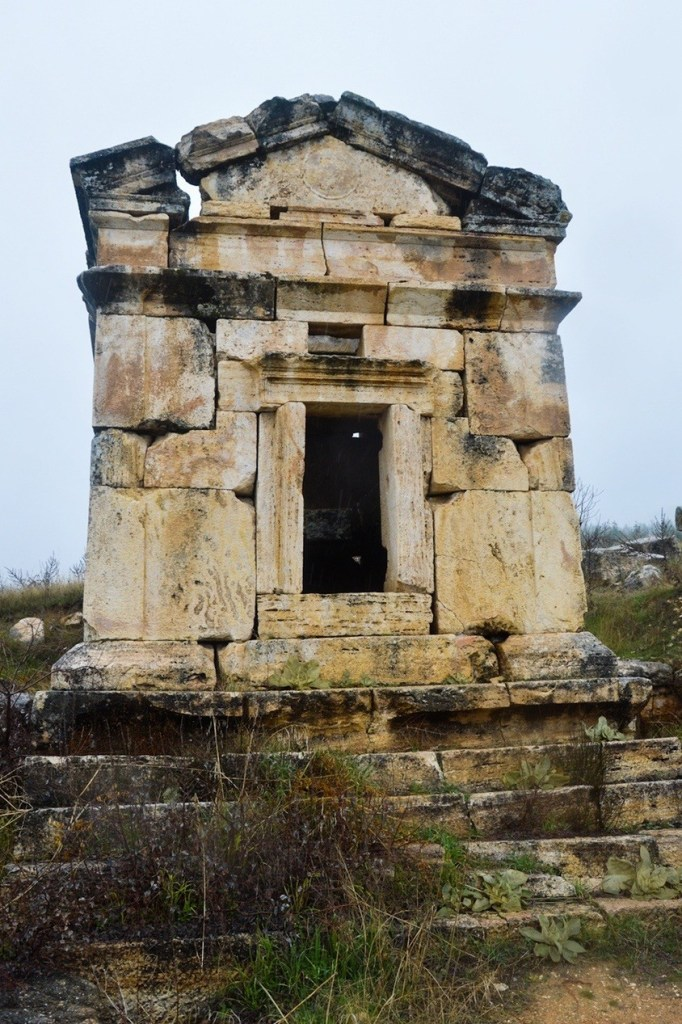 Захоронение Иераполис — некрополь