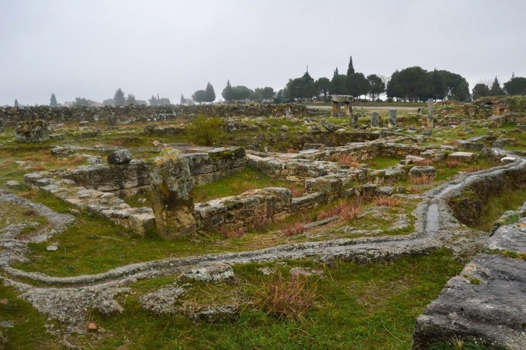 Римские руины в Турции