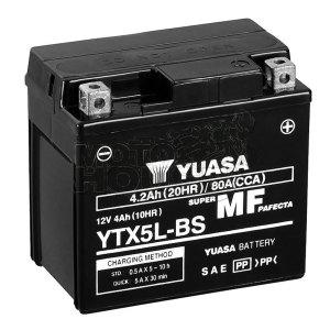 Bateria Para Motocicleta Yuasa Yt5l-bs