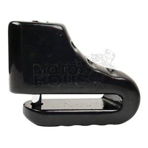 Candado De Disco Acero Negro Pin 5.5mm Promoto
