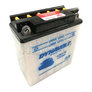 Bateria Para Motocicleta Dynavolt 12n5-3b