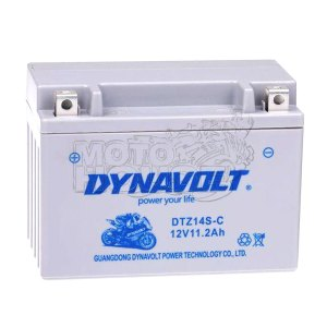 Bateria De Gel Para Motocicleta Dynavolt Dtz14s ( Ytz14s )