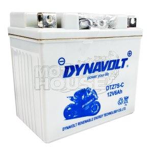 Bateria De Gel Para Motocicleta Dynavolt Dtz7s-c