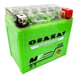 Bateria De Gel Para Motocicleta Marca Osaka Eq. Ytx5l-bs
