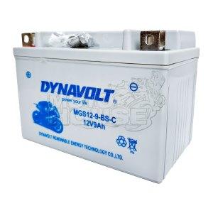 Bateria De Gel Para Motocicleta Dynavolt Dtx9-bs