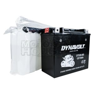 Bateria Para Motocicleta Dynavolt Dtx20-bs (ytx20-bs)
