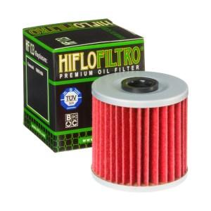 Filtro De Aceite P/motocicleta Hiflo Hf123 / Hf-123