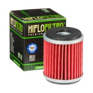 Filtro De Aceite P/motocicleta Hiflo Hf141 / Hf-141