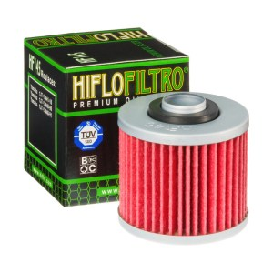 Filtro De Aceite P/motocicleta Hiflo Hf145 / Hf-145