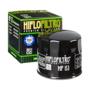 Filtro De Aceite P/motocicleta Hiflo Hf153 / Hf-153